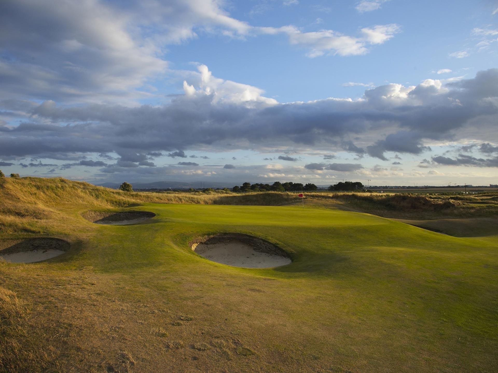 Portmarnock Hotel& Golf Links, Dublin: Five Star Alliance
